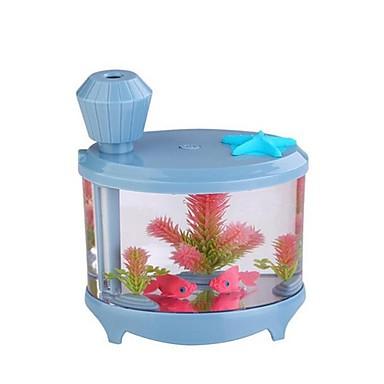 akwarium nawilżacz powietrza domowego mini usb nawilżania Oczyszczacz ultradźwiękowy nawilżacz mała lampka nocna