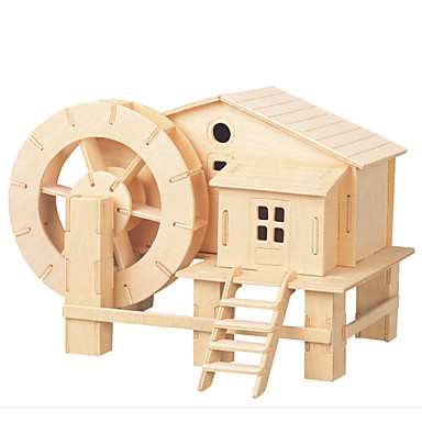 Zestaw DIY Zabawki 3D Puzzle Zabawki logiczne i układanki Zabawki Kwadrat Meble Zabawki Męskie Damskie DZIECIĘCE Nie określony Dla par