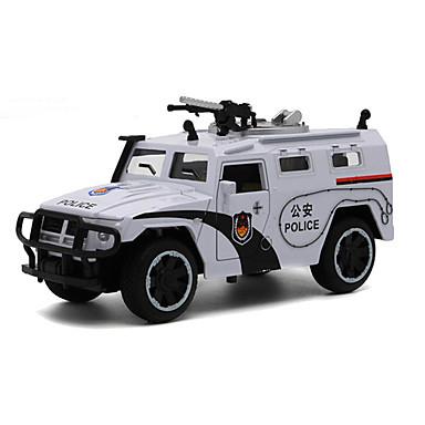 Οχήματα οπίσθιας έλξης Αστυνομικό αυτοκίνητο Παιχνίδια Άρμα Μεταλλικό 1 Κομμάτια Παιδικά Δώρο