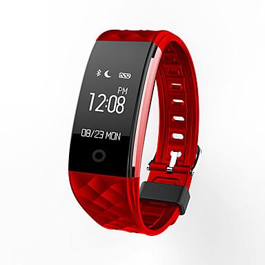 S21 Έξυπνο ρολόι Παρακολούθηση Δραστηριότητας Έξυπνο βραχιόλι iOS Android Χρονόμετρο Συσκευή Παρακολούθησης Καρδιακού Παλμού Ανθεκτικό