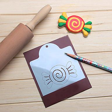 ψήσιμο Mold για κέικ για Σοκολάτα για Cookie ΠλαστικόDIY Χριστούγεννα Halloween Γενέθλια Γιορτή Πάσχα Ημέρα του Αγίου Βαλεντίνου Ημέρα