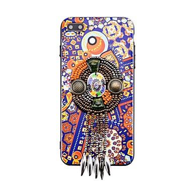 Varten Paljetti Kuvio DIY Etui Takakuori Etui Unisieppari Kova Akryyli varten AppleiPhone 7 Plus iPhone 7 iPhone 6s Plus iPhone 6 Plus