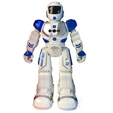 RC Robot Elektronika dziecięce Zabawki Figurki i zestawy do zabawy 2,4G Plastikowy Śpiewanie Taniec Chodzenie Równoważenie Inteligentne