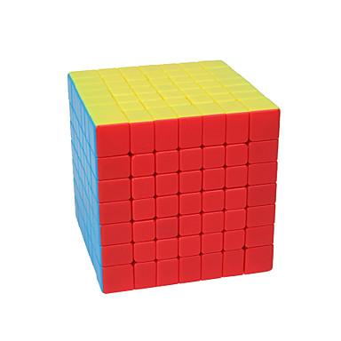 Kostka Rubika YONG JUN 7*7*7 Gładka Prędkość Cube Magiczne kostki Puzzle Cube Naklejka gładka Prezent Dla obu płci