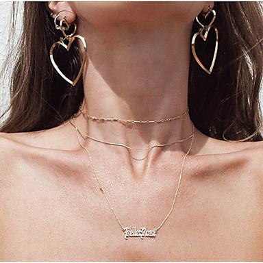 Damla Küpeler Moda Çoklu yolları Wear Euramerican alaşım Heart Shape Altın Gümüş Gül Altın Mücevher Için Parti Günlük 1 çift