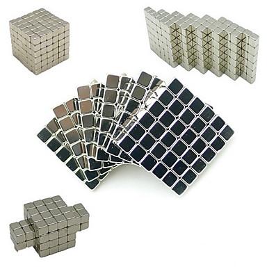 Magneettilelut Rubikin kuutio / Neodyymimagneetti / Lievittää stressiä 216pcs 3mm Magneetti Aikuisten Lahja