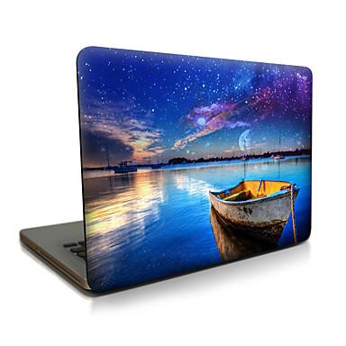 Macbook air için 11 13 / pro13 15 / pro ile retina13 15 / macbook12 rüya gökyüzü açıklanan elma laptop case