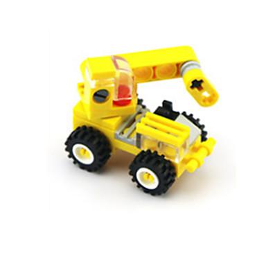 Klocki Zabawkowe samochody Zabawki Okrągły 31 Sztuk