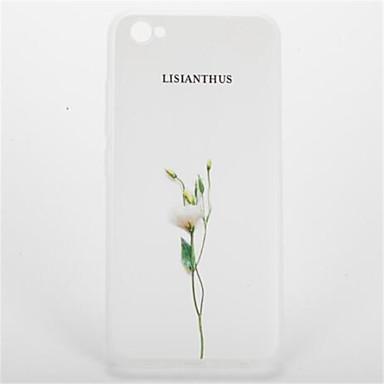 Varten Kuvio Etui Takakuori Etui Kukka Pehmeä TPU varten Apple iPhone 7 Plus iPhone 7 iPhone 6s Plus iPhone 6 Plus iPhone 6s iPhone 6