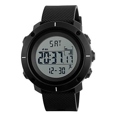 SKMEI Heren Digitaal Digitaal horloge Militair horloge Sporthorloge Japans Alarm Kalender Chronograaf Waterbestendig LED Stappentellers s