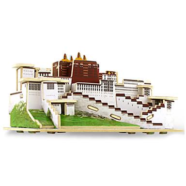 3D - Puzzle Holzpuzzle Holzmodell Spielzeuge Berühmte Gebäude Architektur 3D Holz Unisex Stücke