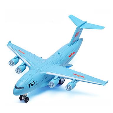 Modelbouwsets Terugtrekvoertuigen Vliegtuig Speeltjes Vliegtuig Muovi Stuks Unisex Geschenk