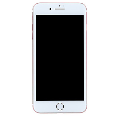 Displayschutzfolie Apple für iPhone 7 Plus Hartglas 1 Stück Bildschirmschutz für das ganze Gerät 9H Härtegrad High Definition (HD)