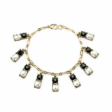 Naisten Amuletti-rannekorut Vintage Metalliseos Geometric Shape Korut Varten Häät Syntymäpäivä 1kpl