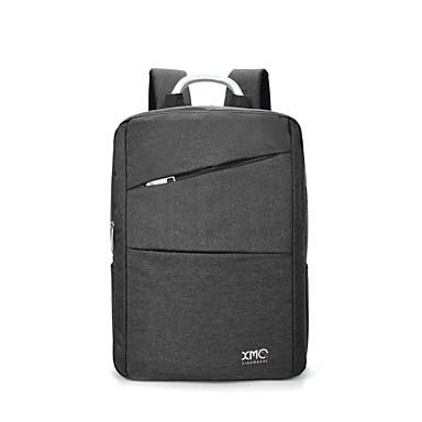 Km2016 15,6 calowy ultra lekki przenośny komputerowy plecak koreański styl torba worek wodoodporny czysty kolor unisex