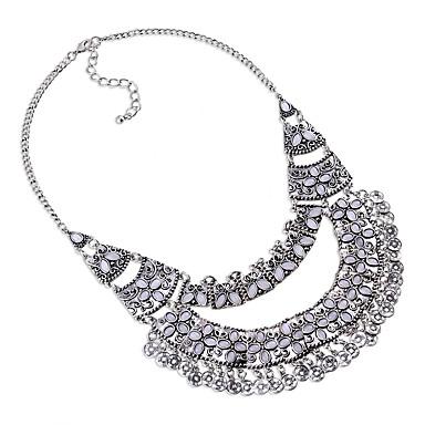Pentru femei Coliere Layered Personalizat Cute Stil Euramerican Bijuterii Pentru Nuntă Petrecere 1 buc
