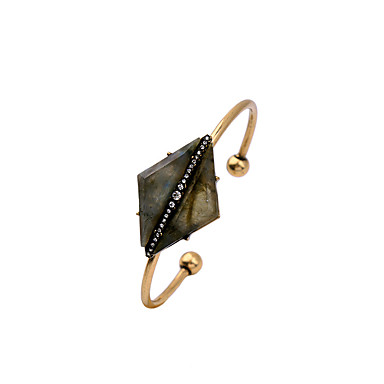 Γυναικεία Χειροπέδες Βραχιόλια Φιλία Μοντέρνα Κράμα Geometric Shape Κοσμήματα Για Πάρτι Ειδική Περίσταση 1pc