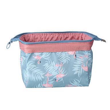 منظم أغراض السفر حقيبة أدوات تجميل للسفر حقيبة مستحضرات التجميل حقيبة أدوات تجميل المحمول تخزين السفر متعددة الوظائف سعة كبيرة إلى ملابس