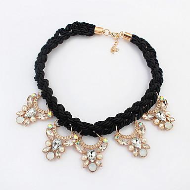 Γυναικεία Σκέλη Κολιέ Κοσμήματα Κοσμήματα Μαργαριτάρι Κράμα Μοντέρνα Euramerican Κοσμήματα Για Πάρτι Ειδική Περίσταση
