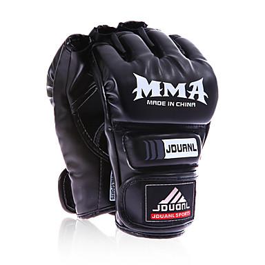Manusi de box Mănuși de box de formare pentru Box Fără Degete Impermeabil Rezistent la uzură Rezistent la șoc Protector PU