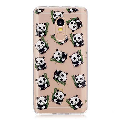 Für xiaomi redmi Anmerkung 4 Anmerkung 3 3s Fallabdeckung Pandamuster rückseitige Abdeckung weiche tpu redmi Anmerkung