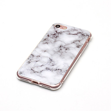 iPhone X 7 8 TPU 7 iPhone X Plus IMD iPhone Effetto Plus per iPhone Per retro Morbido Custodia marmo 8 iPhone 05852672 8 Per iPhone Apple iPhone txqnCwB67C