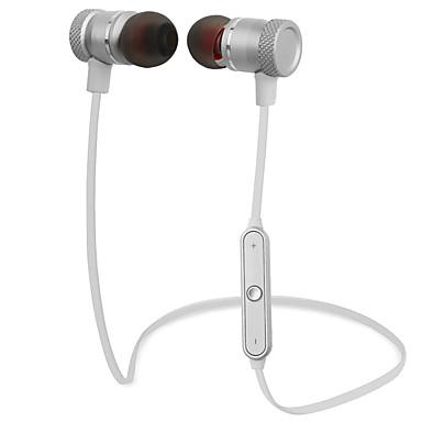 Cwxuan Draadloos Hoofdtelefoons Aluminum Alloy Sport & Fitness koptelefoon Met volumeregeling / met microfoon koptelefoon