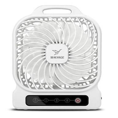 Ventilator de răcire a aeruluiDesignul handheld Răcoros și răcoritor Lumină și convenabilă Moduri multiple de încărcare Quiet și Mute