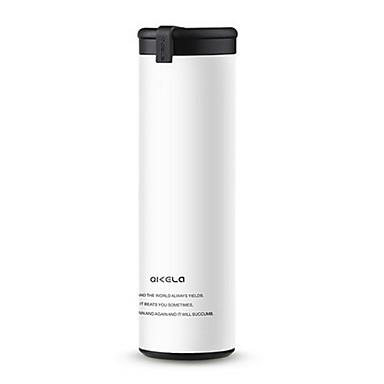 Juomalasit, 450 Ruostumaton teräs Mehu Vesi Päivittäis-juomalasit Vacuum Cup
