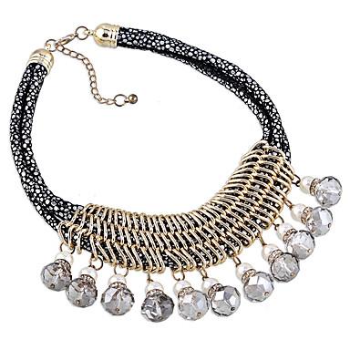 Pentru femei Toroane Coliere Personalizat Euramerican La modă Bijuterii Pentru Nuntă Petrecere 1 buc