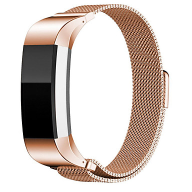 20mm Roségold Milan Band für fitbit charge2