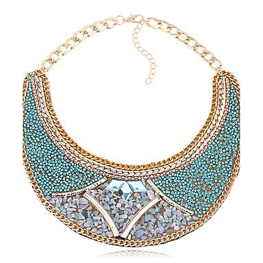 Pentru femei Coliere Choker Design Unic Personalizat Euramerican Bijuterii Pentru Nuntă Petrecere 1 buc