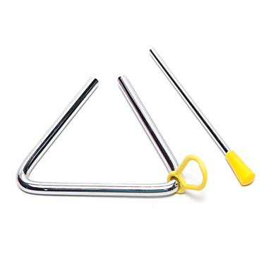 AOERFU Educatief speelgoed Driehoek Metaal Speelgoed muziekinstrument Kinderen Unisex Geschenk