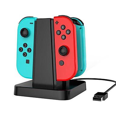 USB Batterien und Ladegeräte für Nintendo-Switch Wiederaufladbar Verkabelt