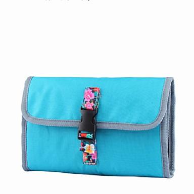 Geantă Cosmetice Organizator Bagaj de Călătorie Portabil Multifuncțional Depozitare Călătorie pentru Haine Nailon / Călătorie