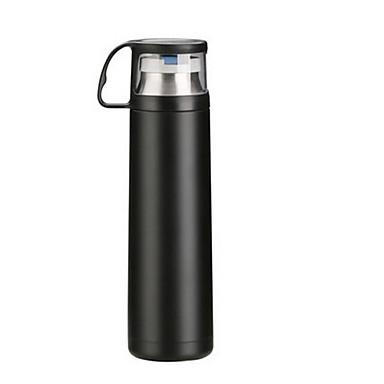 Szklanki, 500 Stal nierdzewna Sok Woda Zwykłe akcesoria do napojów przyssawkę