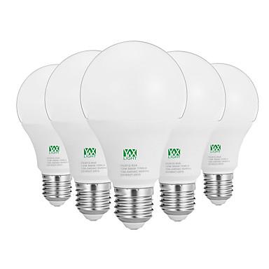Żywxlight® 12w e26 / e27 led żarówki globalne 24 smd 2835 1100-1200 lm ciepły biały biały dekoracyjny ac100-240 v