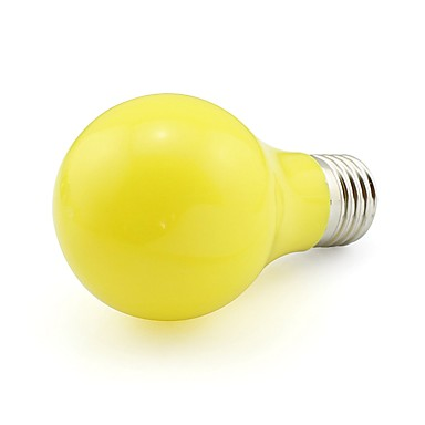 5W E27 Lumini Decorative A60(A19) 20 SMD 3020 420 lm Galben Decorativ AC 100-240 V 1 bc