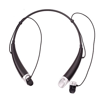 soyto HBS-500 Kablosuz Kulaklıklar Dinamik Plastik Spor ve Fitness Kulaklık Ses Kontrollü Mikrofon ile Gürültü izolasyon kulaklık