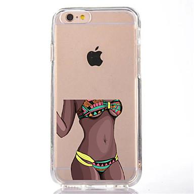 Maska Pentru iPhone 7 iPhone 7 Plus iPhone 6s Plus iPhone 6 Plus iPhone 6s iPhone 6 iPhone 5 iPhone 5C iPhone 4/4S Apple Transparent Model