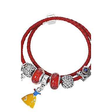 للمرأة أساور ساحرة الصداقة موضة سبيكة Round Shape مجوهرات من أجل الذكرى السنوية هدية الفالنتين هدايا عيد الميلاد