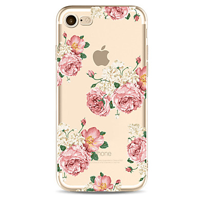Case For Apple Iphone 7 Iphone 7 Plus Transparent Pattern Back