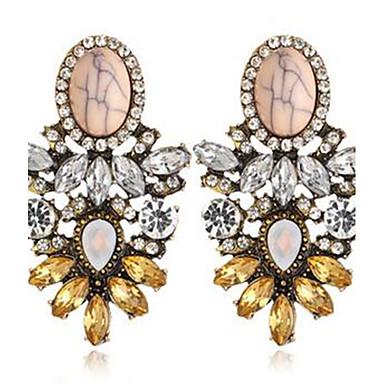 Damskie Kolczyki na sztyft Kwiatowy Stop Biżuteria Na Codzienny Casual