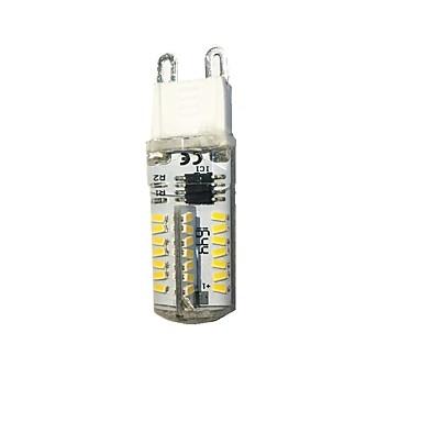 3W 200-220 lm G9 Becuri LED Corn T 66 led-uri SMD 3014 Intensitate Luminoasă Reglabilă Alb Cald Alb Rece AC220