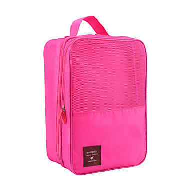 Organizator Bagaj de Călătorie Geantă de Pantofi Călătorie Portabil Multifuncțional Depozitare Călătorie pentru Haine Încălțăminte Nailon