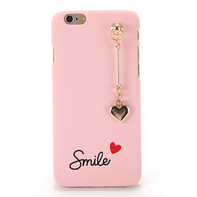 Na Etui Pokrowce DIY Etui na tył Kılıf Napis Twarde PC na Apple iPhone 7 Plus iPhone 7 iPhone 6s Plus iPhone 6 Plus iPhone 6s iphone 6