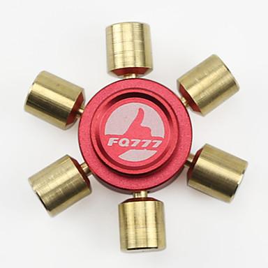 FQ777 Fidget spinner -stressilelu hand Spinner Lelut kuusi Spinner Korkea nopeus Stressiä ja ahdistusta Relief Office Desk Lelut