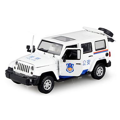 Spielzeuge Polizeiauto Spielzeuge Auto Metal Stücke Unisex Geschenk