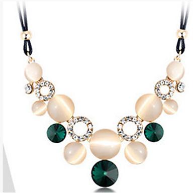Pentru femei Design Unic Boem Modă Euramerican Coliere Sintetic Opal Hârtie Reciclabilă Opal Aliaj Coliere . Design Unic Boem Modă