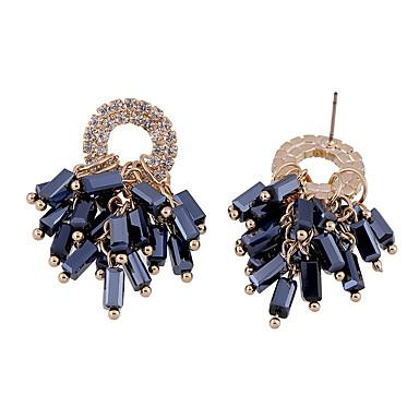 Γυναικεία Σκουλαρίκια Σετ Κρυστάλλινο Μοναδικό Εξατομικευόμενο Euramerican Κράμα Κοσμήματα Για Γάμου Πάρτι Γενέθλια